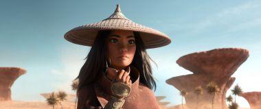 Raya i ostatni smok - pojawiły się recenzje nowej animacji Disneya. Czy to kolejna świetna produkcja studia?