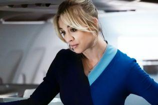 The Flight Attendant - zwiastun serialu HBO Max. Kaley Cuoco jako stewardesa uwikłana w morderstwo