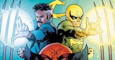 Marvel - [SPOILER] jako nowi Doktor Strange i Iron Fist. Zupełne zaskoczenie