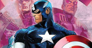 Marvel wybrał kolejnego następcę Kapitana Ameryki? To zupełnie nowa postać