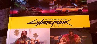 Cyberpunk 2077. Jedyna oficjalna książka o świecie gry Cyberpunk 2077  - recenzja książki