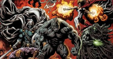 Marvel się zbroi. Najpotężniejsza wersja Thunderbolts i Black Knight idą na bitwę z Knullem