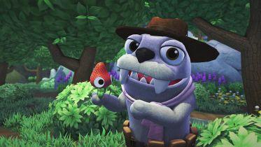 PlayStation Plus na listopad ujawnione. Dwie solidne gry i... Bugsnax na PS5