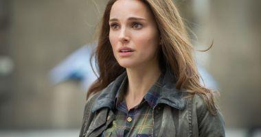 Thor: Love and Thunder - masa mięśniowa Natalie Portman budzi zdumienie. Zdjęcie z planu