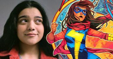 Ms. Marvel - Kamala Khan w stroju innej heroiny MCU. Pierwsze zdjęcia z planu