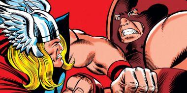 Thor czy Juggernaut? Marvel zdradził, kto uderza mocniej