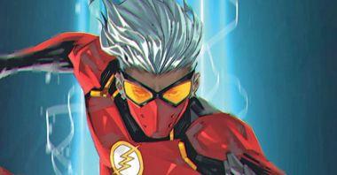 Nowy Flash będzie postacią z płynnie zmieniającą się tożsamością płciową