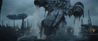 The Mandalorian - fani zbudowali statek Din Djarina na Syberii