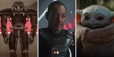 The Mandalorian - Baby Yoda może być łącznikiem z trylogią sequeli. Kim są czarni żołnierze?