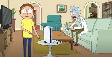 Rick i Morty reklamują PS5. Nietypowa promocja konsoli