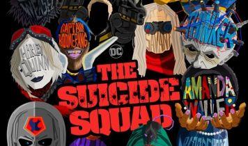 Legion samobójców: The Suicide Squad pojawi się na CCXP Worlds. James Gunn opublikował plakat