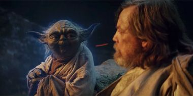 Ostatni Jedi - duch Mocy Anakina zamiast Yody? Reżyser rozważał taką opcję