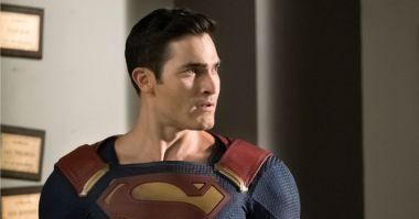 Superman & Lois - pierwsze spojrzenie na nowy strój Tylera Hoechlina jako Superman