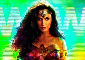 Wonder Woman 1984 - nowy plakat. Gal Gadot i Patty Jenkins nie wyszły najgorzej na decyzji Warnera