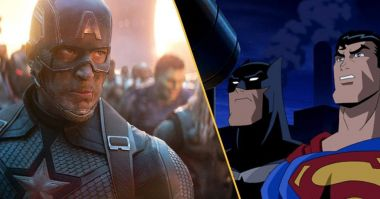 Avengers: Koniec gry skopiował scenę z animacji DC? Fani pokazują dowód i uderzają w Marvela
