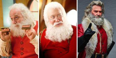 W którego Świętego Mikołaja z filmów moglibyśmy uwierzyć? Dzieci to rozstrzygnęły