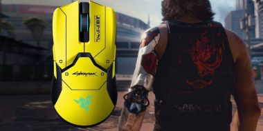 Razer Viper Ultimate Cyberpunk 2077 Edition - test myszki