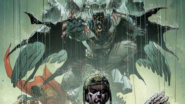DCEased. Nieumarli w świecie DC - recenzja komiksu