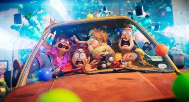 The Mitchells vs The Machines - Netflix kupił prawa do animacji od Sony