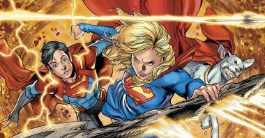 Supergirl czy nowy Superman - kto jest silniejszy? DC rozwiewa wątpliwości