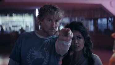 Bliss - zwiastun dramatu science fiction. Owen Wilson i Salma Hayek w obsadzie