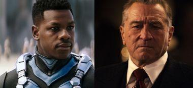 The Formula - Robert De Niro i John Boyega w nowym filmie Netflixa