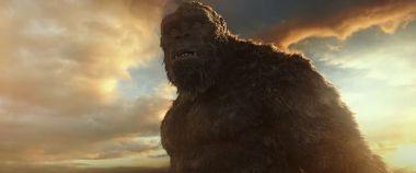 Godzilla kontra Kong - spot pokazuje sposób, w jaki Kong opuszcza Wyspę Czaszki