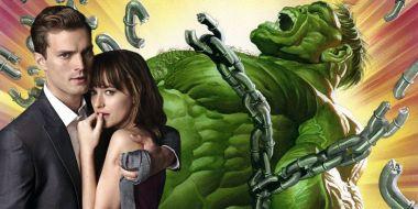 Co mają wspólnego Hulk i 50 twarzy Greya? Komiksowy żart bawi fanów