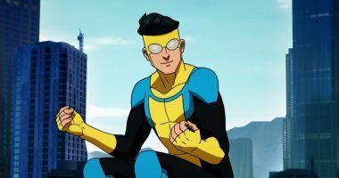 Invincible – zwiastun serialu animowanego na podstawie popularnego komiksu