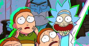Rick i Morty - Jerry jako... puszczający bąki Iron Man. Jego gazy doprowadziły do ludobójstwa