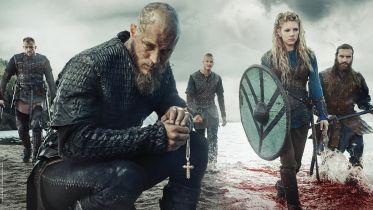 Wikingowie - quiz dla fanów. Czy masz tak dużą wiedzę, aby zasiąść na tronie w Kattegat?