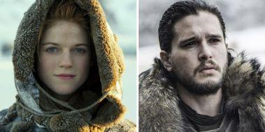 Gra o tron: Jon Snow i Ygritte zostali rodzicami. Gwiazdy serialu mają syna