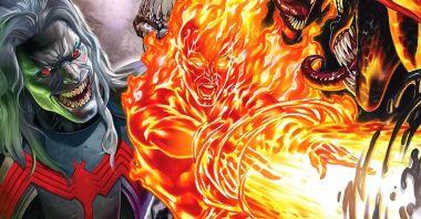 Marvel - Knull atakuje małżeństwo syna Scarlet Witch. Czarna Pantera z nosorożcami; X-Meni zabiją swojego?