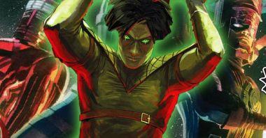 Arcywróg Doktora Strange'a rozniósł Galactusa, Ego i Surtura. Idą po niego jeszcze potężniejsi
