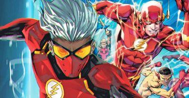 Nowy Flash jest najpotężniejszym sprinterem wszech czasów. Takiej mocy jeszcze nie było