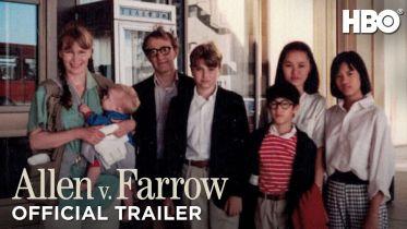 Allen kontra Farrow - zwiastun dokumentu. Obfitujące w skandale życie Woody'ego Allena