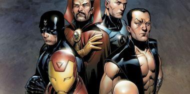 Doktor Strange 2 wprowadzi Illuminati? Możliwe pojawienie się Namora i Profesora X
