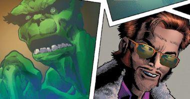 Antysemicki przekaz w Immortal Hulk? Poszło o ten konkretny rysunek; twórca już przeprosił