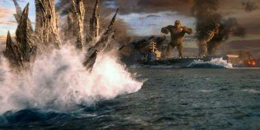 Godzilla kontra Kong - starcie kultowych potworów na nowych plakatach promujących produkcję
