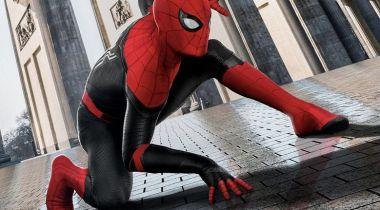 Spider-Man: No Way Home - ogromna konstrukcja na planie filmu. Nowe materiały