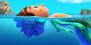 Luca - zwiastun nowego filmu Pixara. Potwory morskie poruszą emocje widzów