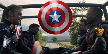 Falcon i Zimowy żołnierz, odcinek 2 - Young Avengers, Luke Cage, Hobbit. Easter eggi i spekulacje