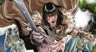 Conan. Miecz Barbarzyńcy. Tom 2: Conan hazardzista – recenzja komiksu