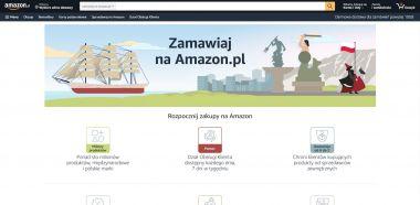 Amazon.pl wystartował. Amerykański gigant zakupowy oficjalnie wchodzi na polski rynek