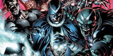 Do świata DC nadciąga nowa Czarna Latarnia. Zagadkowa grafika