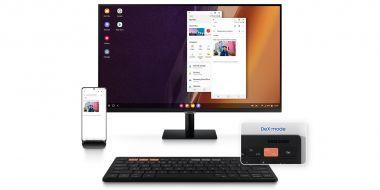Samsung zaprojektował klawiaturę do obsługi DeX-a