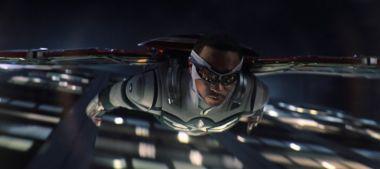 Kapitan Ameryka 4 - Anthony Mackie dowiedział się o filmie w sklepie spożywczym