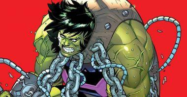 World War She-Hulk - Jennifer Walters kontra rosyjscy superbohaterowie w nowej historii Marvela