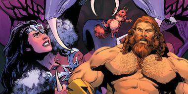 Thor, głupek i łajdak. Wonder Woman spotka przedziwną wersję boga burzy