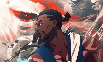 Yasuke - pełny zwiastun anime o czarnoskórym samuraju. Jest krwawo i efektownie!